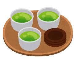 「いらすとや お茶」の画像検索結果